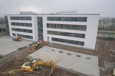 Office 51°7 l Neue Niederlassung Ruhr